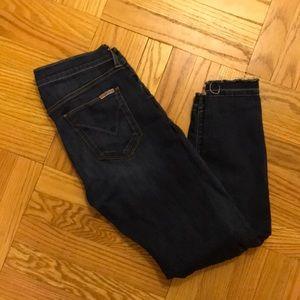 Hudson Krista Super Skinny Crop Jeans